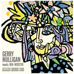 GERRY MULLIGAN MEETS BEN WEBSTER LP