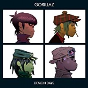 DEMON DAYS (2LP LIMITED PICTURE)