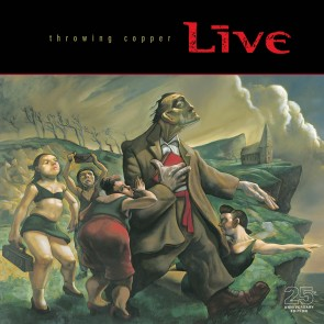 THROWING COPPER (25TH ANNIVERSARY) 2LP