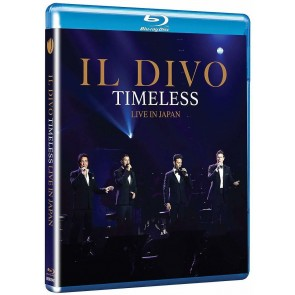 TIMELESS LIVE IN JAPAN BLU RAY