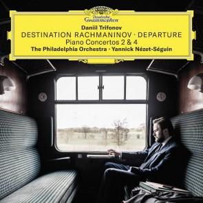 DESTINATION RACHMANINOV: ARRIVAL CD