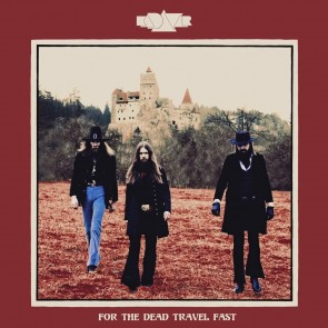 FOR THE DEAD TRAVEL FAST CD+BD