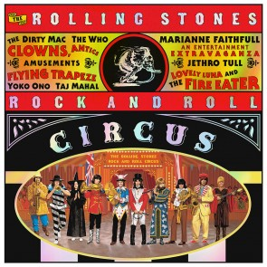 ROCK AND ROLL CIRCUS DVD