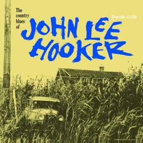 THE COUNTRY BLUES OF JOHN LEE HOOKER LP