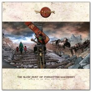 THE SLOW RUST OF FORGOTTEN MACHINERY CD