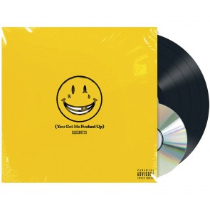 YOU GOT ME FUCKED UP LP+CD