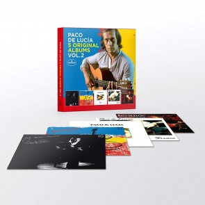 5 ORIGINAL ALBUMS VOL. 2 5CD