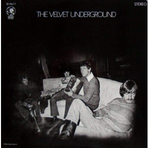 THE VELVET UNDERGROUND LP HALF SPEED