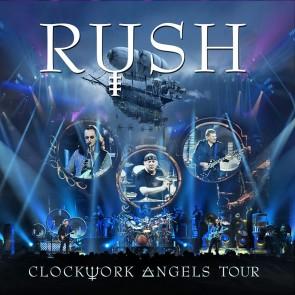 CLOCKWORK ANGELS (LIMITED 5LP)