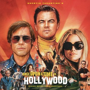 QUENTIN TARANTINO'S ONCE UPON A TIME IN HOLLYWOOD 2LP