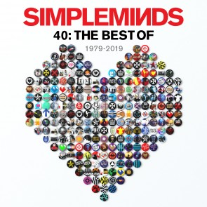 FORTY: THE BEST OF SIMPLE MINDS 3CD