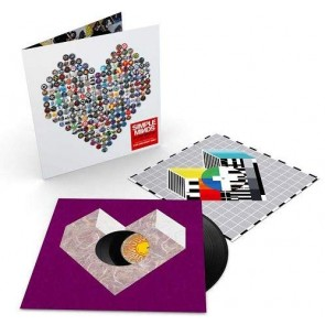 FORTY: THE BEST OF SIMPLE MINDS 2LP