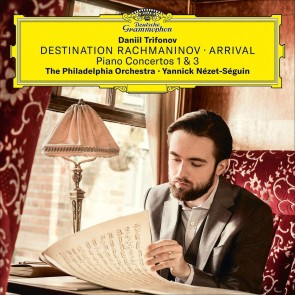 DESTINATION RACHMANINOV: ARRIVAL 2LP