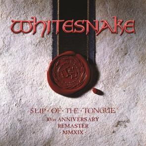 SLIP OF THE TONGUE CD