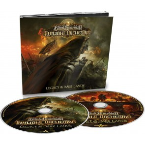 LEGACY OF THE DARK LANDS 2CD-DIGI