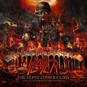 THE REPENTLESS KILLOGY 2LP (BLACK)