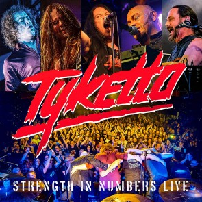 STRENGTH IN NUMBERS LIVE CD