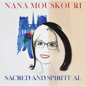 SACRED AND SPIRITUAL CD