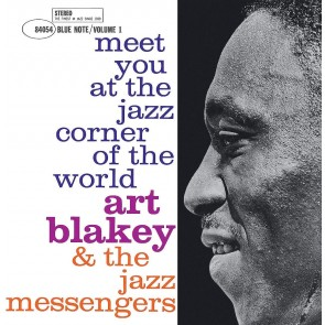 MEET YOU AT THE JAZZ CORNER OF THE WORLD, VOL.1 LP