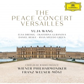 THE PEACE CONCERT VERSAILLES CD