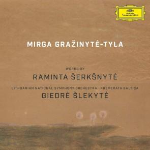 WORKS BY RAMINTA SERKSNYTE 2CD