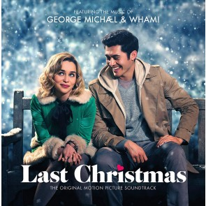 GEORGE MICHAEL & WHAM! LAST CHRISTMAS: THE MOVIE CD