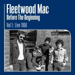 BEFORE THE BEGINNING VOL 1: LIVE 1968-1970 3LP