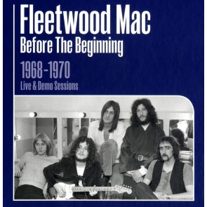 BEFORE THE BEGINNING VOL 1: LIVE 1968-1970 3CD