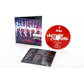 VULTURE CULTURE ltd CD