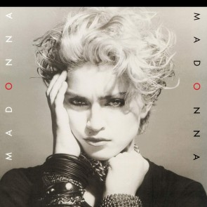 MADONNA (LIMITED 1LP CLEAR)