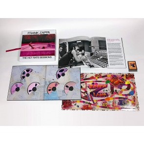 HOT RATS ANNIVERSARY DELUXE EDITION 6CD