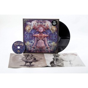 X: THE GODLESS VOID AND OTHER STORIES LP+CD