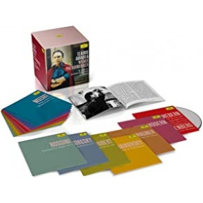 THE COMPLETE DEUTSCHE GRAMMOPHON RECORDINGS BOX 58CD