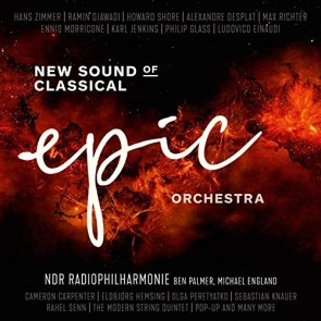 EPIC ORCHESTRA - NEW SOUND OF CLASSICAL 2LP