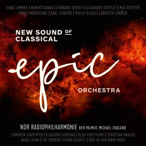 EPIC ORCHESTRA - NEW SOUND OF CLASSICAL CD