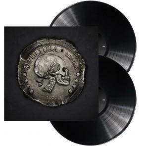 QUADRA BLACK VINYL LP