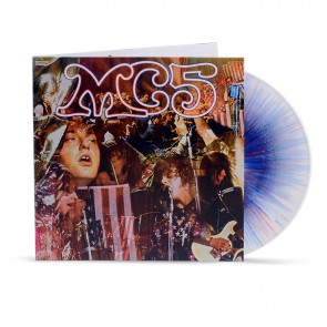 KICK OUT THE JAMS (LP LIMITED RED, WHITE&BLUE)