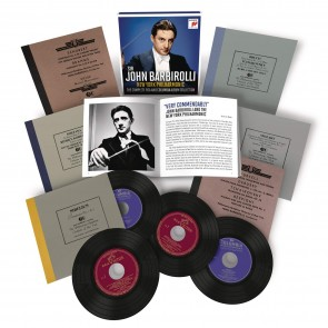 SIR JOHN BARBIROLLI - THE COMPLETE RCA AND COLUMBIA 6CD