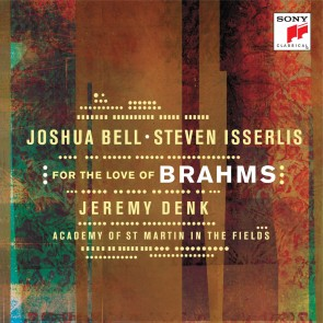 FOR THE LOVE OF BRAHMS CD