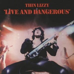 LIVE AND DANGEROUS 2LP