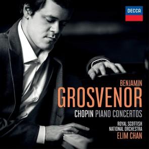 CHOPIN PIANO CONCERTOS CD