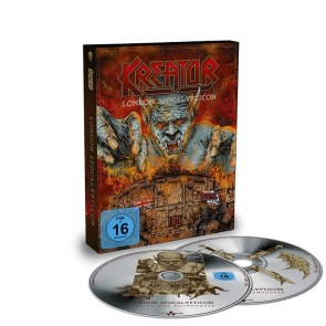 LONDON APOCALYPTICON - LIVE AT THE ROUNDHOUSE CD+BLURAY