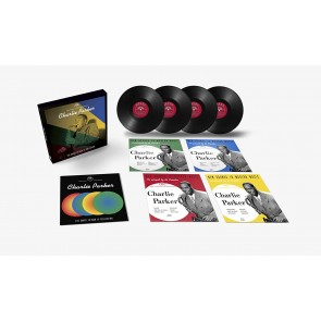 THE SAVOY 10-INCH LP COLLECTION 4x10''