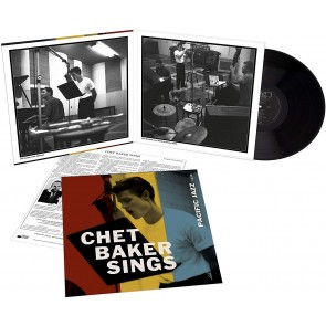 CHET BAKER SINGS LP
