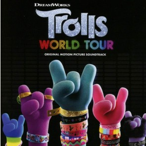 TROLLS WORLD TOUR (OST) CD