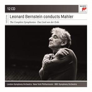 LEONARD BERNSTEIN CONDUCTS MAHLER 12CD
