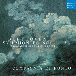 BEETHOVEN: SYMPHONIES NOS. 1-3 2CD