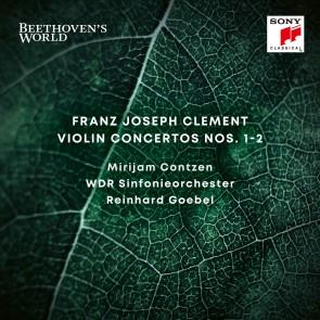 BEETHOVEN'S WORLD - CLEMENT: VIOLIN CONCERT CD