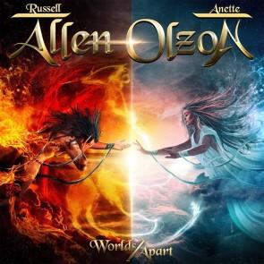 WORLDS APART CD