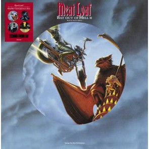 BAT OUT OF HELL II:BACK INTO HELL 2LP WHITE RSD 2020